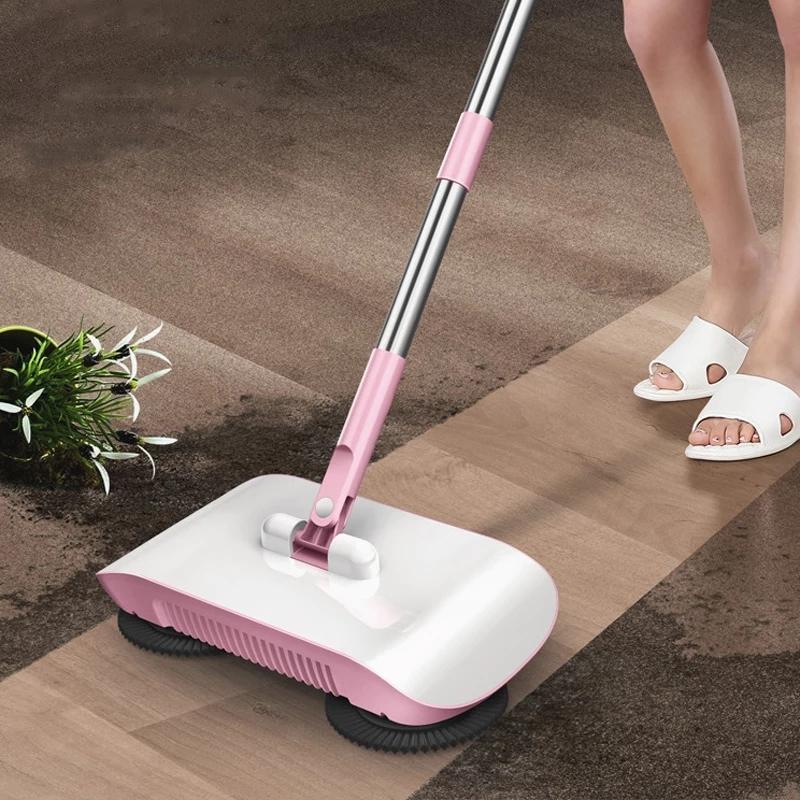 Robot aspirateur balai nettoyant étage ménagère culture balayeuse balayeuse balayeuse machine de nettoyage ménage tapis dropshipping