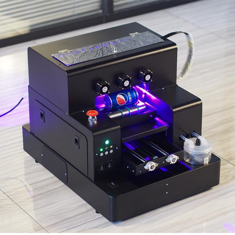 A4 UV Printer Multifunction Printing Machine