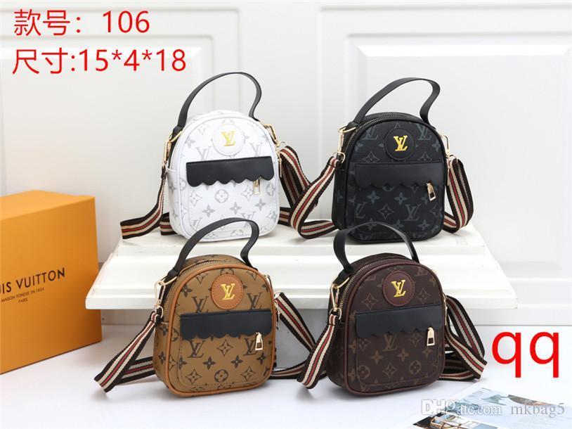 2020 stili di cuoio borsa di modo borse delle donne sacchetti di Tote della spalla della signora delle borse borsa # MC106
