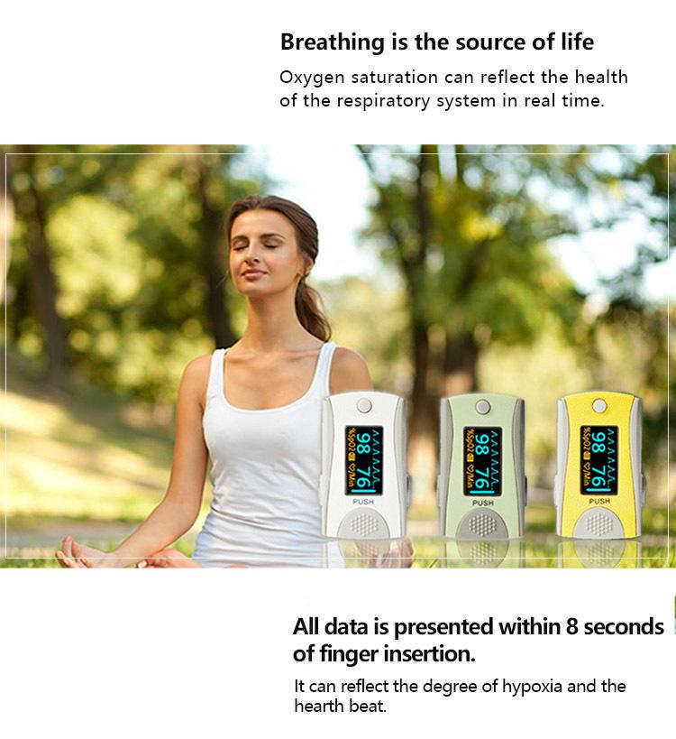 Sağlıklı Bakım Darbeli Oksimetre M70 Biolight Parmak Pulseoksimetre