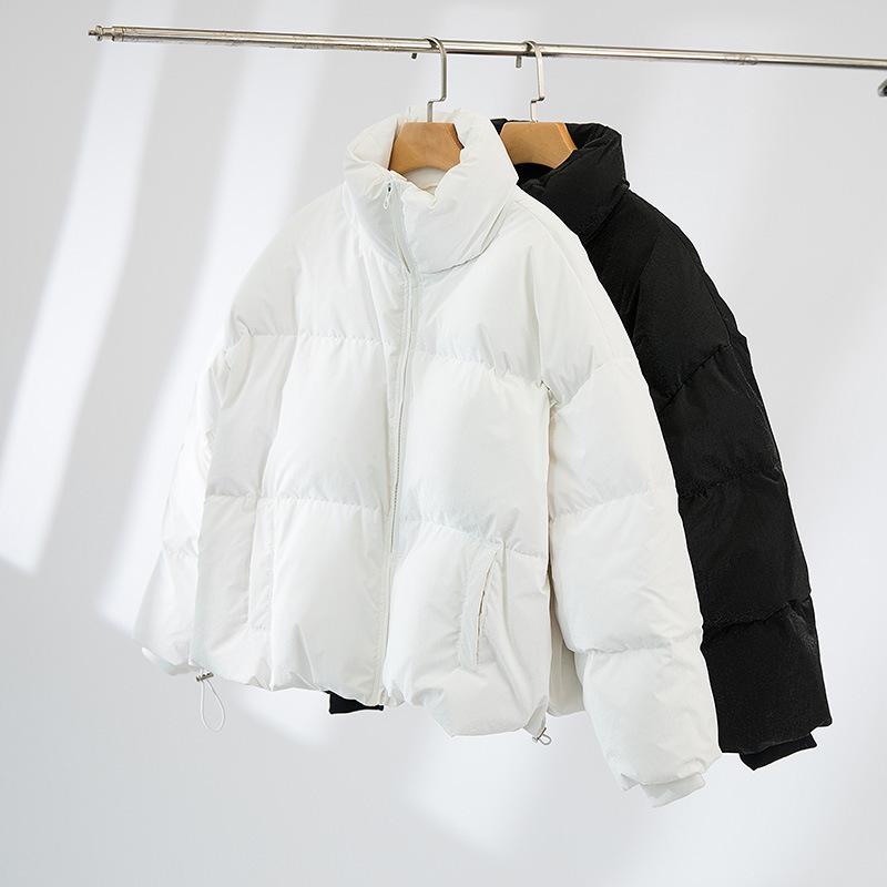 3d revestimento nano que imprime a jaqueta para baixo das mulheres