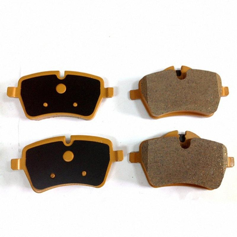 4pcs Auto Quality Ceramics Front Car Brake Pads Replacement For Mini Copper R50 R53 R55 R56 R60 Car Accessories 34 116 770 251 54Do#