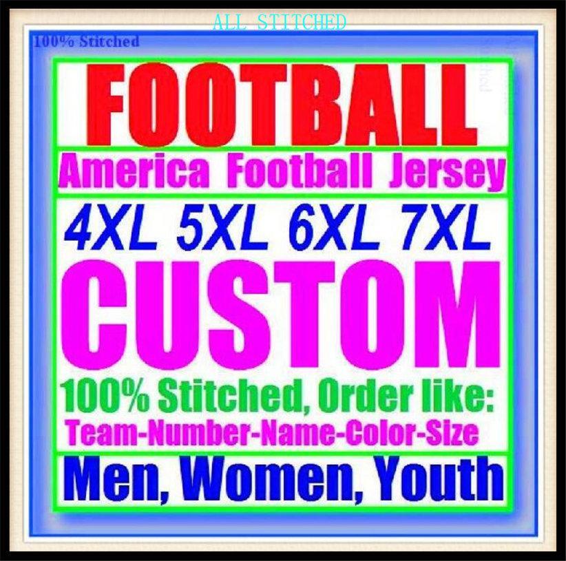 Пользовательские баскетбольные бейсбольные хоккеи льда хоккей мужские женщины дети американский футбол трикотажные изделия спортивные формы официальный 2021 джерси мальчики 4XL 5XL 6xL