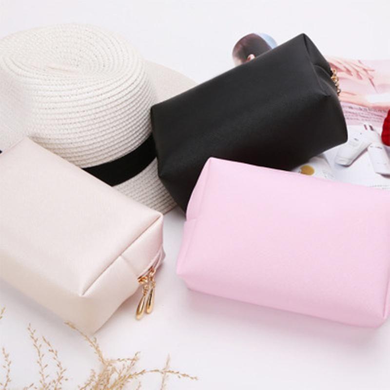 Туалетные принадлежности Сплошные Maleta de Cosmetic 1 Dropshipping Maquiagem Bag CoSmetyczka Travel Travel Neceser ПК Сумка для женщин Макияж JGITE GGKQF