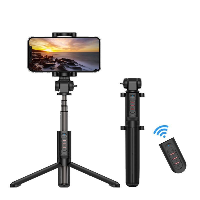 Bluetooth Selfie Stick Fernbedienung Stativ Handphone Live Photo Holder Stative Kameras Selbstauslöser Artefaktstange