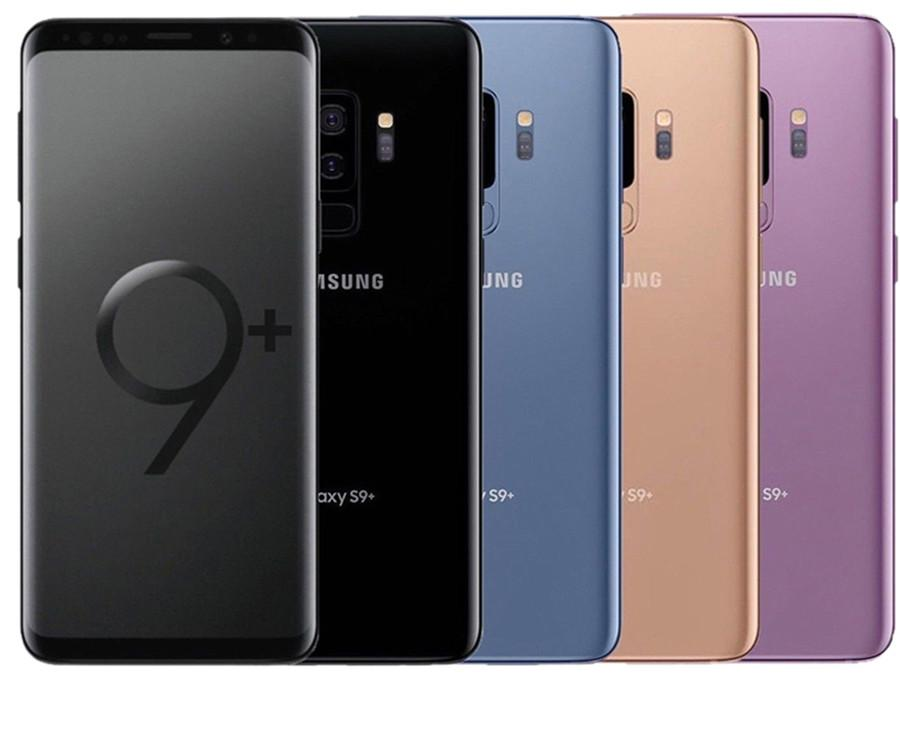 2019 Originele Samsung Galaxy S9 G960 G965 6.2Inch 6 GB RAM 64 GB ROM Snapdragon 845 Ondersteuning Vingerafdruk 4G LTE mobiele telefoon
