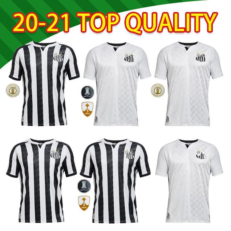 2020 Santos FC Futebol Clube MAILTOT DE FOOT 20 21 Santos Camisetas Cuevr Dodo RODRYGO SASHA Away football Hemd Kit MAILLOT FIND SIMILA
