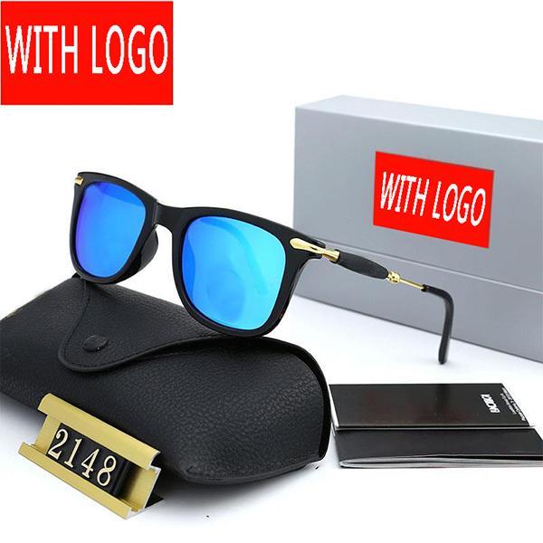 Moda marca homens óculos de sol mulheres negras milionário quadro quadrado evidência óculos de sol qualidade luxo com caixas originais qynf 9fdu