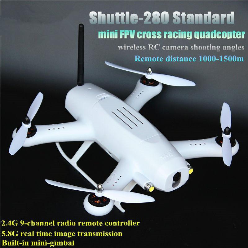 5.8G FPV RC Drohne 280 mit FPV-Monitor 2.4G 6 Fernsteuerungsrc quadcopter fliegenden Spielzeug-Modell Fernbedienung Spielzeug Geschenk Achse