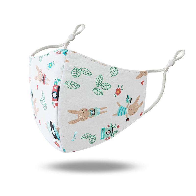 mascarar moda rosto máscaras de máscaras tridimensionais das crianças finas para meninos e meninas, bebês e crianças, embalados individualmente