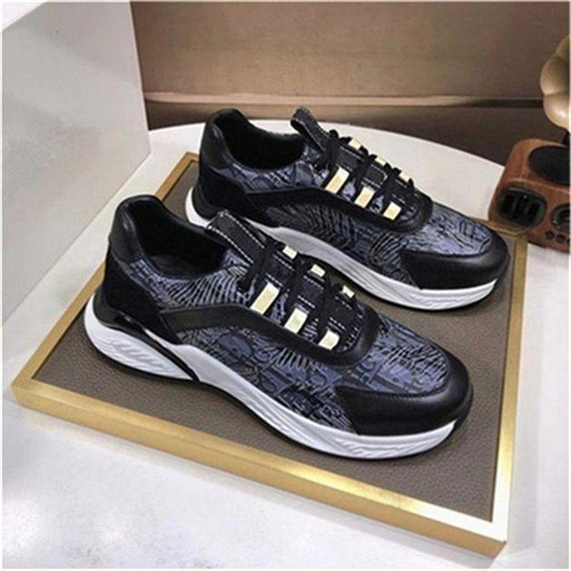 Miglior Chain Reaction qualità Uomo Nuovo Fashion Trend designer delle scarpe da tennis mens formato 38-45 p5