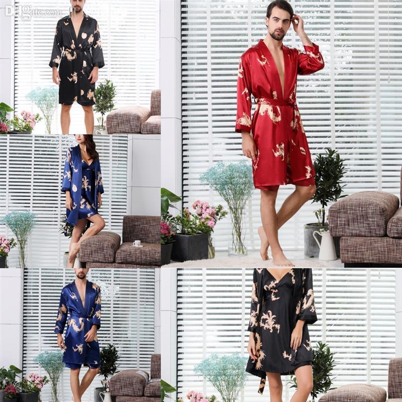 N8X الصيف الجلبيات الطازجة الجليد الحرير زهرة الحرير كيمونو ليف النساء أثواب حمام الشاش القطن رقيقة عارضة الإناث الأزهار الليل loverspowns اليابانية