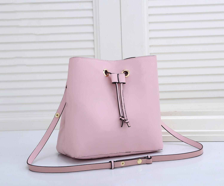 HH 2021 luxurys designers bags Women Leather bags bucket bags Shoulder Bag Tote Handbags Crossbody Purse luxurys Messenger Bag LZ 526-1