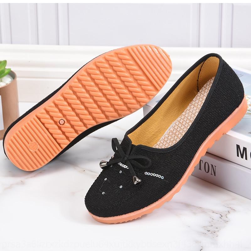 KrZyy 08 per gli anziani vecchia Pechino per le madri medio e panno vecchio panno scarpe scarpe