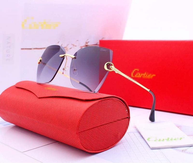 Cолнцезащитные очки Роскошные солнечные очки тавра для Человек стекла вождения UV400 Adumbral с Box Color Факультативный высокое качество