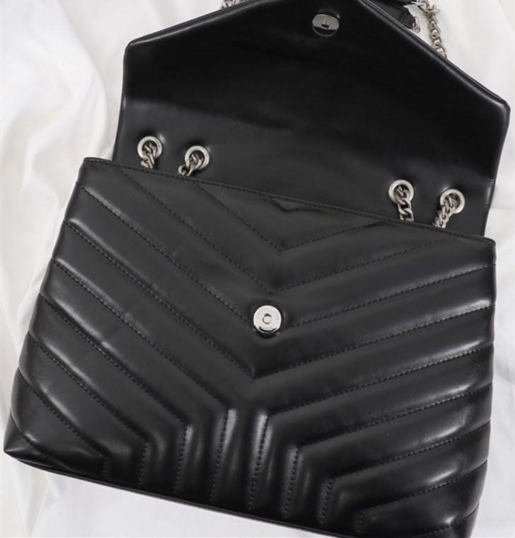 Borsa da borse Designer Designer da donna Signore Smooth Lusso Top Pelle Borsa Crossbody Classic Quality JWBMG