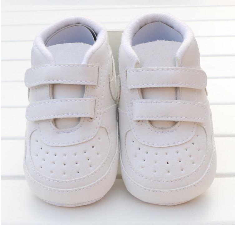 Newborn Baby Shoes Newborn Girl Boy Soft Sole Cuna Shoelace First Walkers Sneaker Prewalker