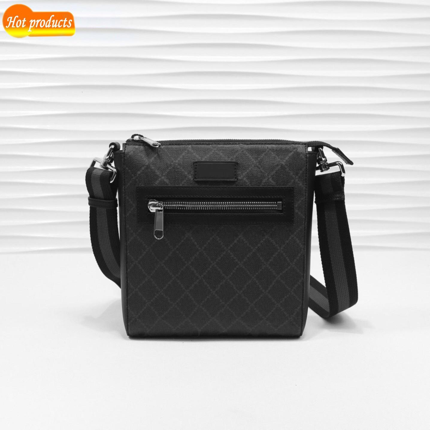 Klassische Männer Eine Umhängetasche Kreuzbeutel Kleine Umhängetasche Tasche, Größe: 21 * 23.5 * 4,5 cm, Kostenloser Versand