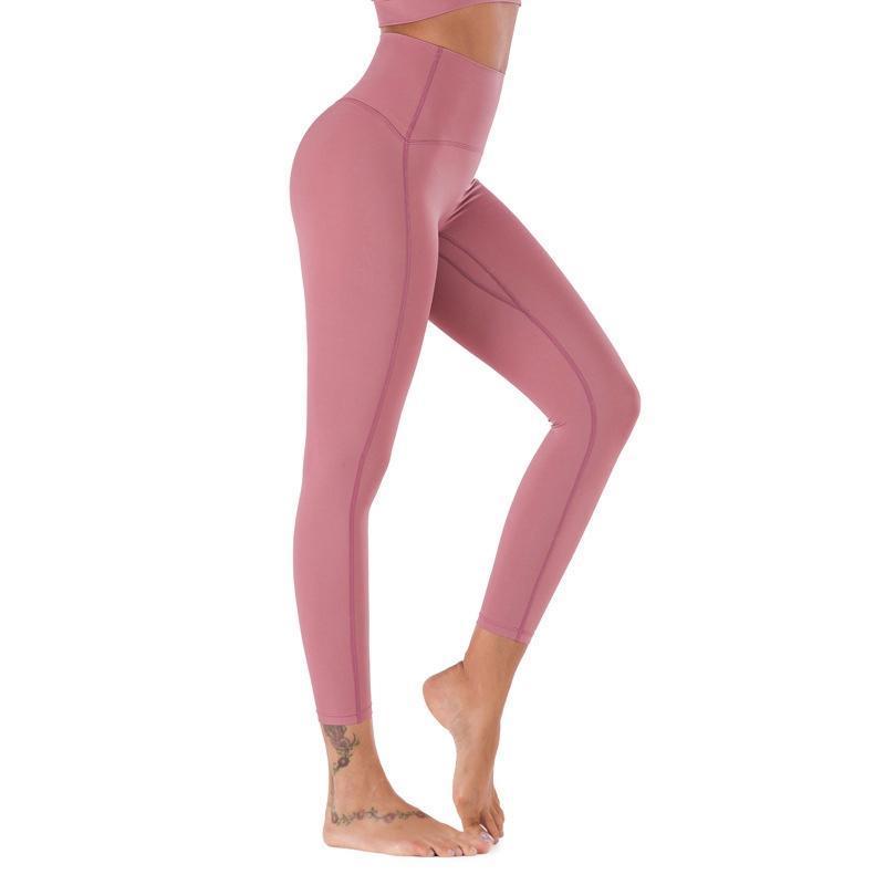 Kadınlar Spor Pantolon Yüksek Bel Yoga Fitness Tayt, Kadın Tozluklar Fitness Spor Salonu Egzersiz Koşu
