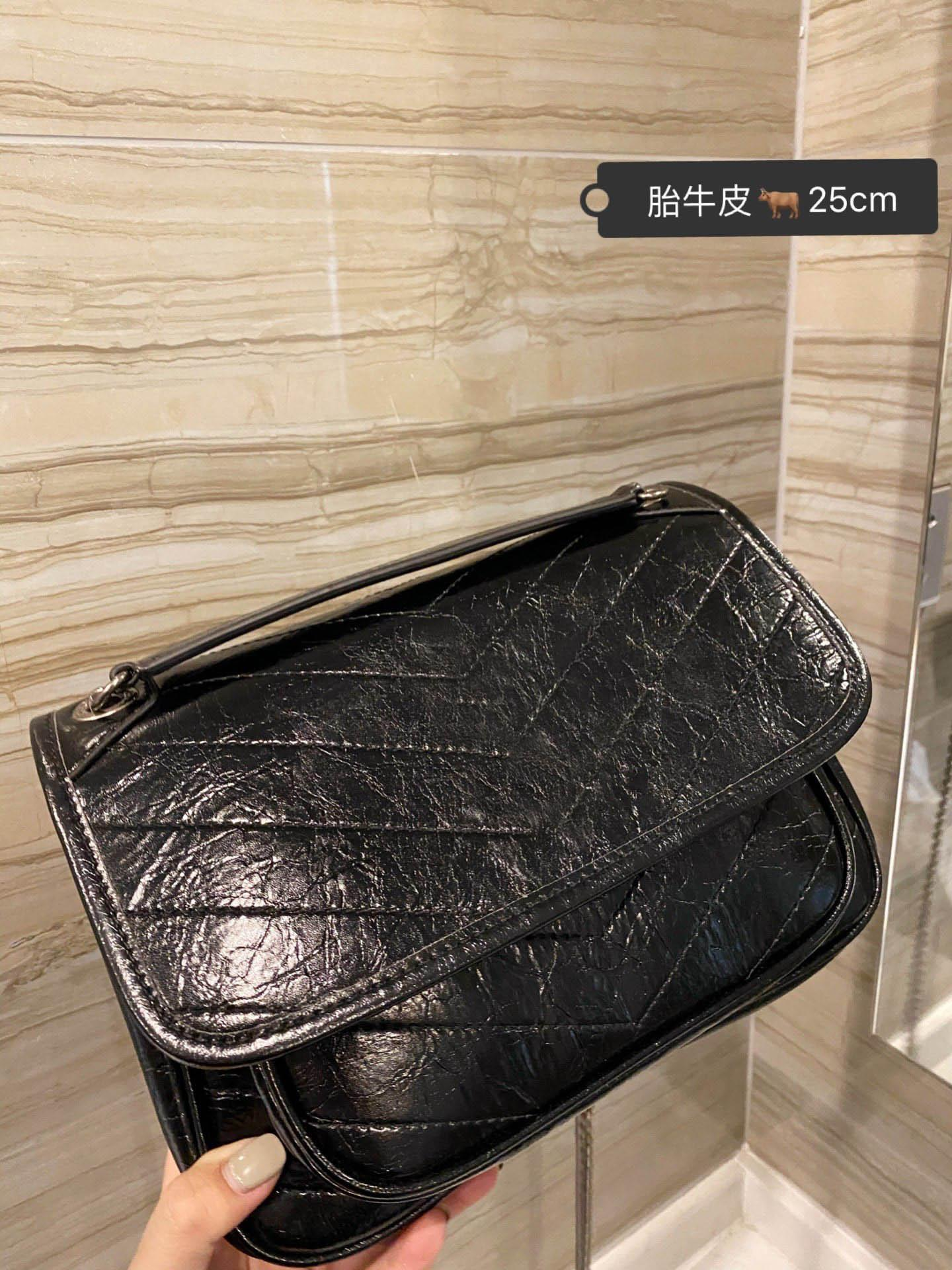2021 Niki مصمم ماركة جلد الكتف رسول حقيبة الأزياء سلسلة حقيبة الكتف الكلاسيكية السيدات محفظة حقيبة حمل حقيبة