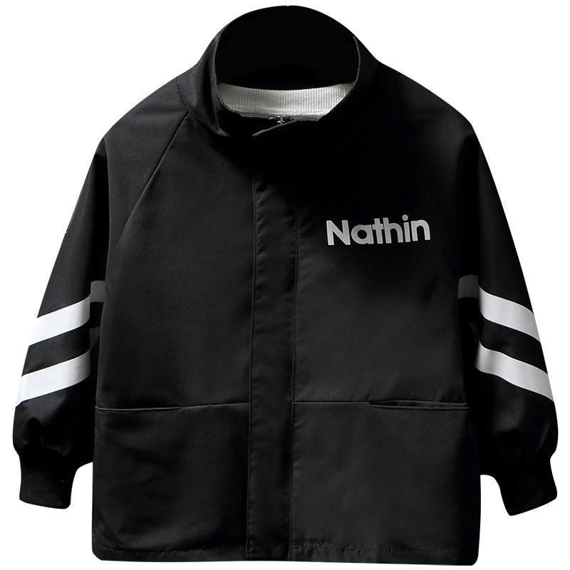 2020 Nouvelle veste enfants design coupe-vent Tee-shirts manteau d'automne