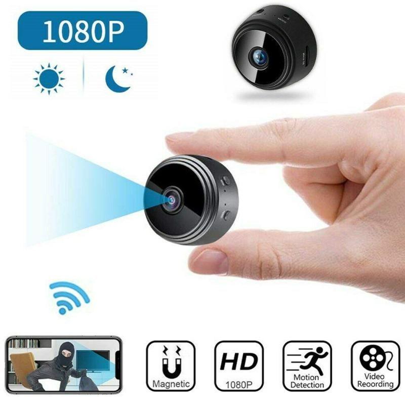 A9 Wifi Mini Kablosuz Ev Güvenlik Kamera 2.4GHz Mikro Kamera Video Kaydedici Destek Mini Uzaktan Interieur Vizyon Cihazı