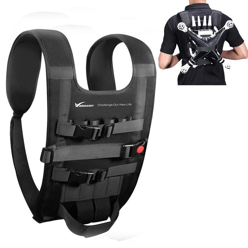 Sac à dos portable NEOpine supérieure Ceinture Harnais Bretelles pour DJI Phantom et autres Quadrirotor similaires Taille