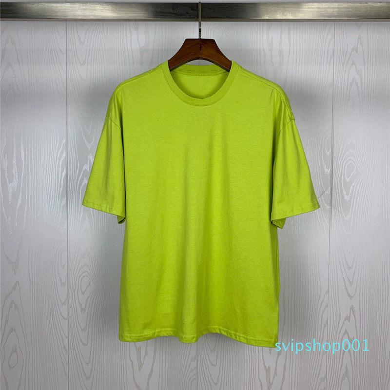 Mode Mens T-shirt Tennis d'été T-shirt T-shirts T-shirts Haute Qualité Lumineux Badges de golf Chemise de golf Hip Hop Hommes Femmes Stylistes Polos Polos Sleeve Sleeve Tee