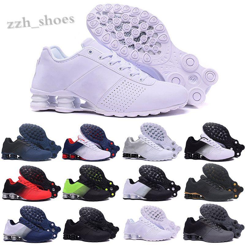 NIKE AIR MAX SHOX 809 803 R4 Yeni teslim sho 809 erkek kadın rahat ayakkabılar damla nakliye toptan ünlü teslim oz erkek kadın tasarımcı ayakkabı pr07