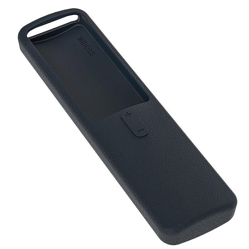 Sikai Hülle Für Mi Box S Fern Cases Bluetooth Smart Remote Control Silikon Stoß- schützende Haut Freundlich