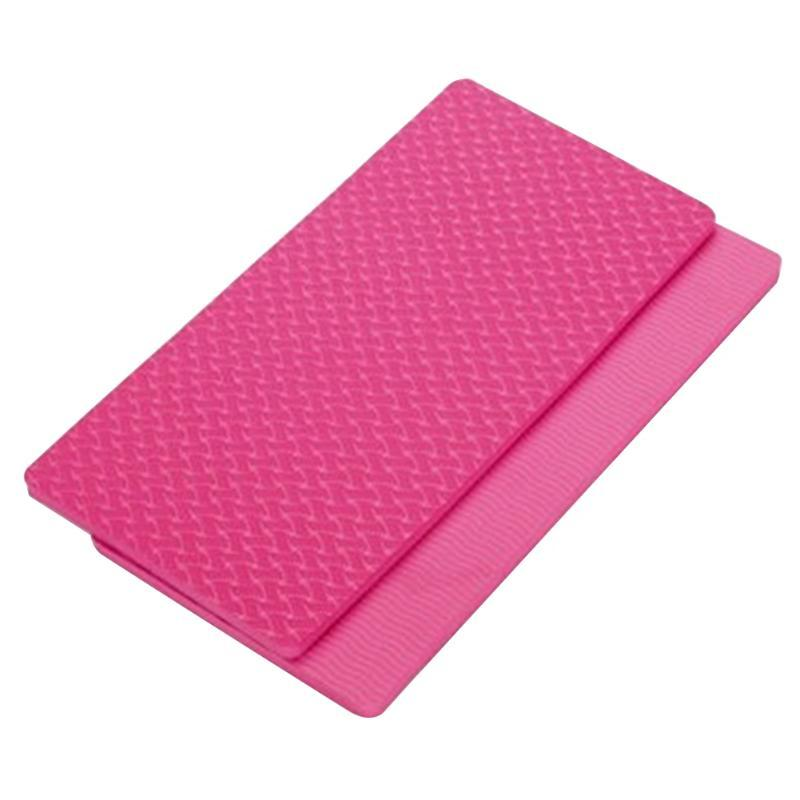 1 Pair Elbow Mat Yoga Ginocchiera Anti Slip fitness Pilates Home Palestra Body Building Floor Flow Esercizio Protezione Polso da polso Plancia