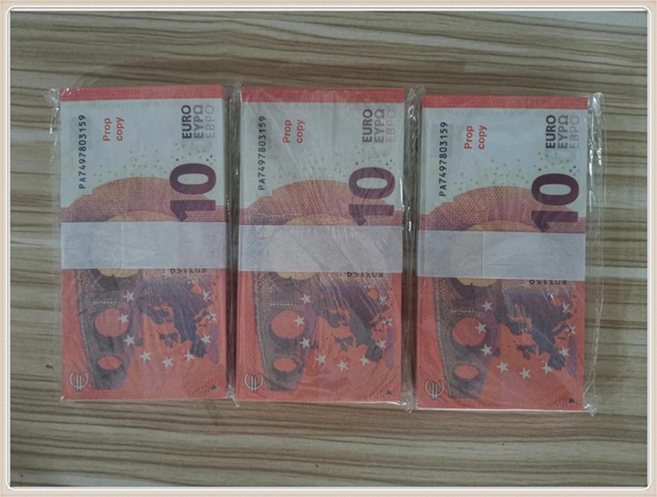 Bar Bar Dollar Prop EIQKW Pound Line Billet Atmosphère Billet d'atmosphère EURO Stage Partie Le10-16 Contrefaite Lepwu