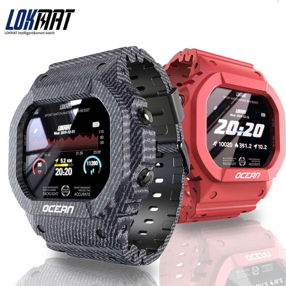 Relógio esportivo de homens e mulheres inteligentes IP68, controle remoto da frequência cardíaca, impermeávelbgt