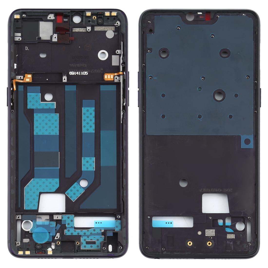 Frontgehäuse LCD-Rahmen-Blende-Platte für Oppo R15 PR5 PACM00 CPH1835 PACT00 CPH1831 PAAM00