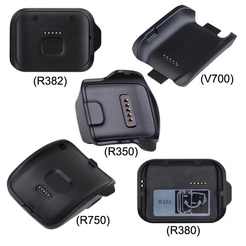 Caricabatterie Dock Adapter, cavo di ricarica USB per Samsung Galaxy Gear V700 2 / S Fit R350 / R380 / R750 / R382 in diretta intelligente Wristband della vigilanza