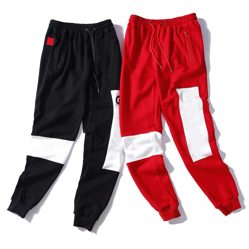 lujos diseñadores pantalones hombres mujeres casual deporte pantalones largos pantalones para hombre Sweetpants joggers track pantalones streetwear