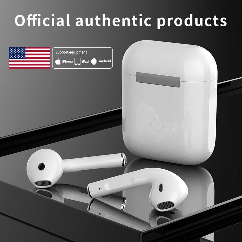 Original TWS drahtloser Bluetooth Kopfhörer-Minisport-In-Ear-Ohrhörer Stereo earpods Kopfhörer Gaming Headsets für iPhone xiaomi huawei