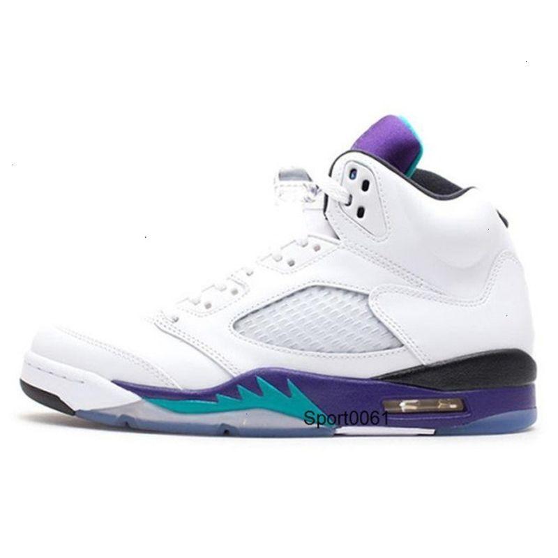 Zapatos nuevos caliente 5 5s Alas Internacional para hombre del baloncesto de los niños Rojo ante azul negro blanco de uva Hombres Deportes zapatillas de deporte
