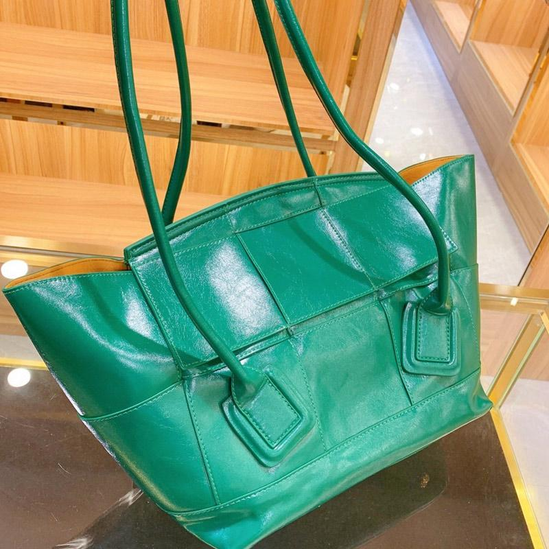 Black Shipping Shoulder Large Handbags Real Genuine Shopping Polychromatic Bag Quilted Leather High Tote Handbag Quality Free Bag Mlitj