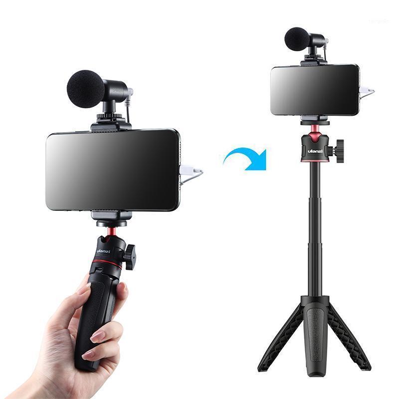 ترايبود selfie عصا مكافحة يهز مستقرة الهاتف استقرار selfie عصا فيديو اطلاق النار vlog الحية جهاز الكاميرا الحركة المحمولة ptz1