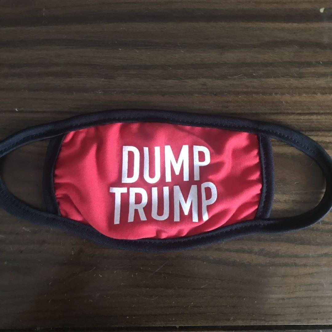 Maga самосвал Дизайнер Mascarilla Face Mask Trump многоразовых Конструкторы маска для лица Черной Жизни Материя взрослых Мягких Масок быстрых Судовой