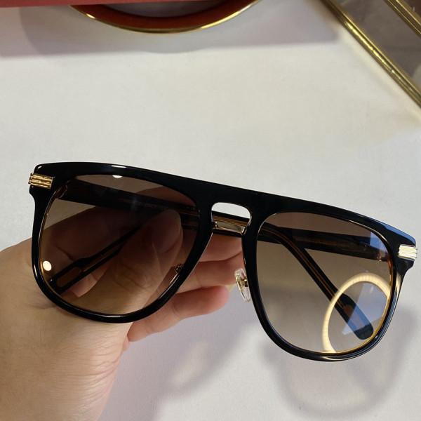 ESW00430 نظارات شمس جديد لنمط المرأة أزياء شعبية الصيف مع الأحجار أعلى جودة UV400 حماية عدسة تأتي مع حالة صندوق ESW00430