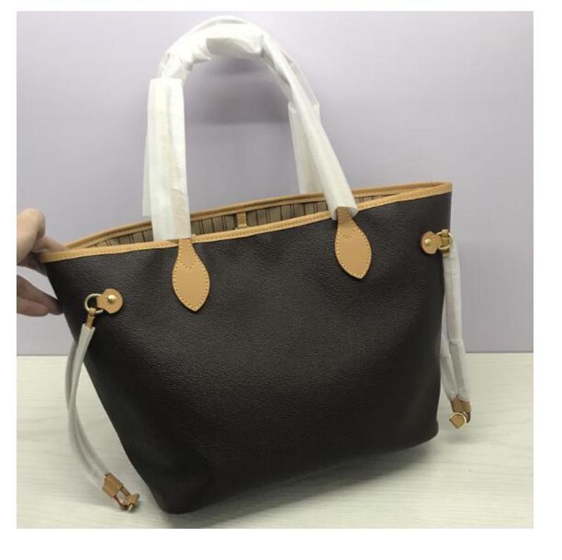 Bolsas de embrague de diseñador de cuero bolso para mujer bolsos de lujo M40157 Tote Crossbody DCEFV