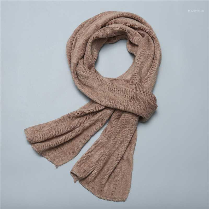 Мода вязаный зимний шарф теплый кашемир как женские шали Длинные размеры Follard Genery Lady Bandana Cover China (Mainland) 1