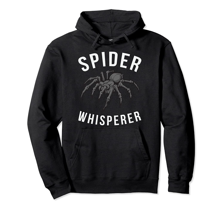Паук Whisperer Tee Забавный Tarantula Lover подарков пуловер Толстовка унисекс Размер S-5XL с Цвет черный / серый / ВМС / Royal Blue / Dark Heather