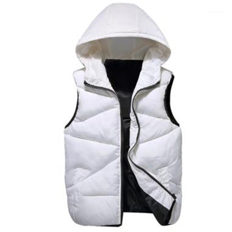 Yelek Erkekler Kış Yelek Doutoune Sans Manche Down Erkekler Kış Aşağı Yelek erkek Kolsuz Ceket Paltolar Gilet1