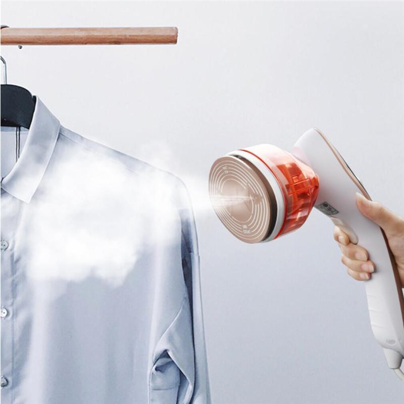 Высокое качество Портативный Пароход для одежды Генератор Гладильная Пароварка для белья одежды ручной паровой утюг Дропшип