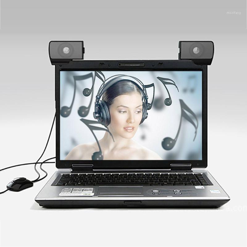 40 # Computer Laptop Audio-Sounder-Lautsprecher Neue 1 Paar Mini Tragbare USB-Multimedia-Computer-Laptop-Audio-Sounder-Lautsprecher1