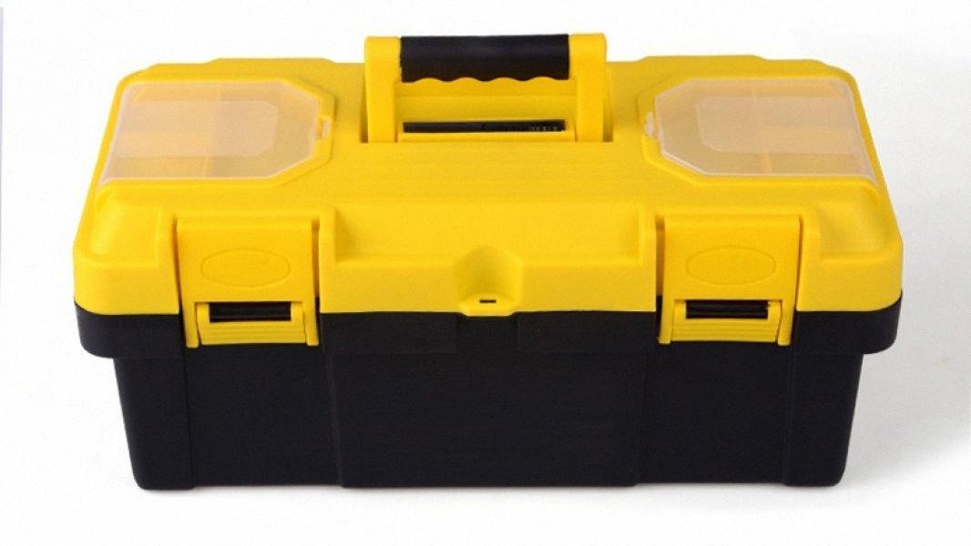 """14"""" -20"""" de herramientas de plástico caso aparejo de hardware cuadro de bolsa de envase de tipo industrial 0dRg #"""