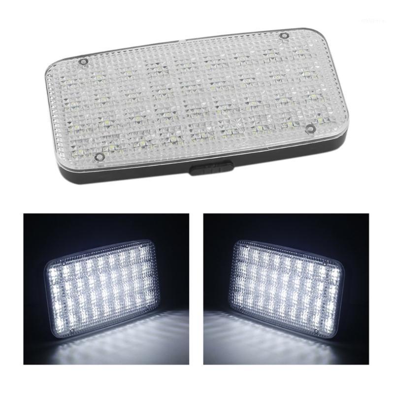 Lumières de secours Professional DC 12V 36 LED voiture camion véhicule automobile plafonnier lampe de plafond de plafond de plafond à faible consommation d'énergie1